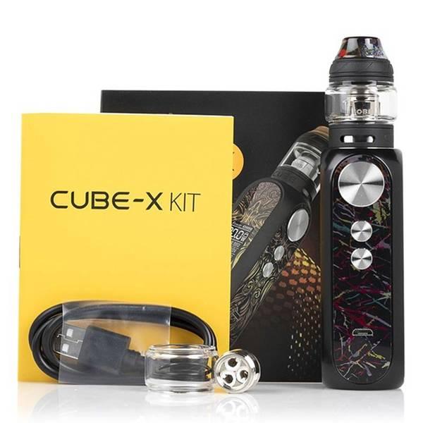 OBS Cube X Kit m/ 4 ml Tank
