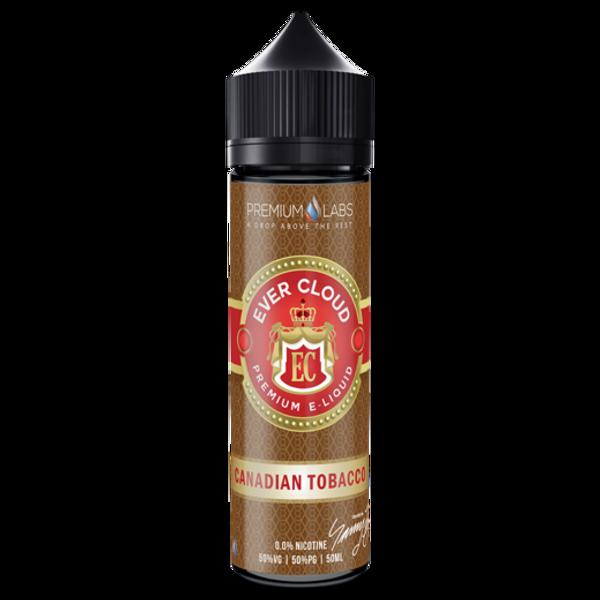 Black Cigar - Premium Labs 50ml E-juice