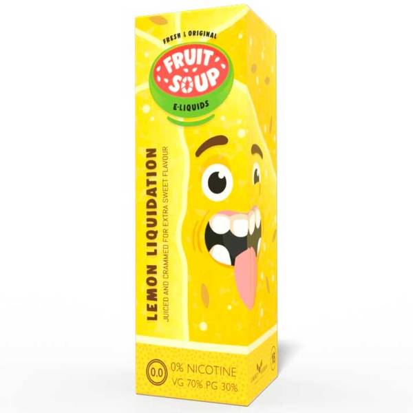 Lemon Liquidation - Fruit Soup 100 ml