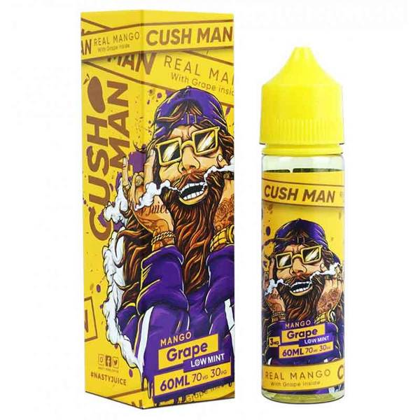 Cushman Mango Grape - Nasty Juice 50 ml