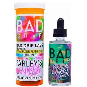 Bilde av Farley's Gnarly Sauce - 60 ml Bad Drip E-Juice