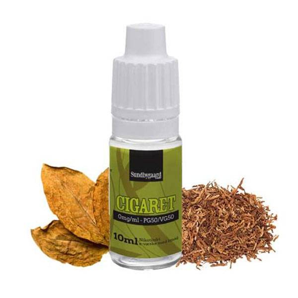 Cigarett - Sundbygaard E-juice 10 ml