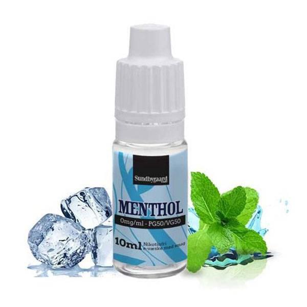 Menthol - Sundbygaard E-juice 10 ml